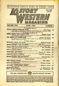 10 Story Western Magazine (1936-1954 Popular) Pulp Vol. 30 #3