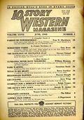 10 Story Western Magazine (1936-1954 Popular) Pulp Vol. 27 #3
