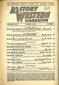 10 Story Western Magazine (1936-1954 Popular) Pulp Vol. 35 #4