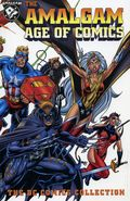 Amalgam Age of Comics TPB (1996 DC/Marvel) The DC Collection 1-1ST
