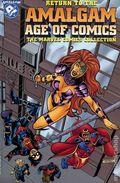 Return to the Amalgam Age of Comics The Marvel Comics Collection TPB (1997 Marvel/DC Edition) 1-1ST