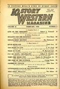 10 Story Western Magazine (1936-1954 Popular) Pulp Vol. 41 #3