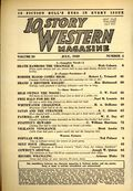 10 Story Western Magazine (1936-1954 Popular) Pulp Vol. 39 #4