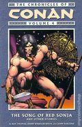 Chronicles of Conan TPB (2003-Present Dark Horse) 4-1ST
