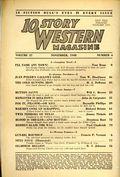 10 Story Western Magazine (1936-1954 Popular) Pulp Vol. 37 #4