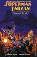 Superman/Tarzan Sons of the Jungle TPB (2002 Dark Horse/DC) 1-1ST