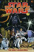Classic Star Wars TPB (1994-1997 Dark Horse) 1st Edition 4-1ST