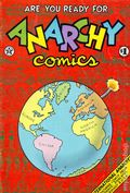 Anarchy Comics (1978) #1, 1st Printing