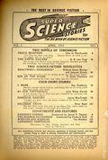 Super Science Stories (1940-1951 Popular Publications) Pulp Vol. 5 #2