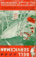 Bell Serviceman (1943 Bell Aircraft) Vol. 1 #1