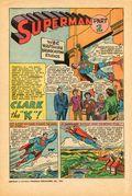 Superman WBC Wapshire Broadcasting Studios Giveaway (1966 National Periodical) NN
