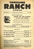 Thrilling Ranch Stories (1933-1953 Standard) Pulp Vol. 39 #2