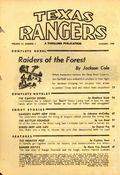 Texas Rangers (1936-1958 Standard) Pulp Vol. 33 #2