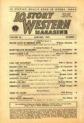 10 Story Western Magazine (1936-1954 Popular) Pulp Vol. 44 #1