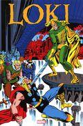 Loki Omnibus HC (2021 Marvel) 1B-1ST