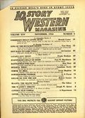 10 Story Western Magazine (1936-1954 Popular) Pulp Vol. 25 #4