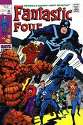 Fantastic Four Omnibus HC (2013 Marvel) By Stan Lee and Jack Kirby 2nd Edition 3B-1ST