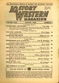 10 Story Western Magazine (1936-1954 Popular) Pulp Vol. 22 #1