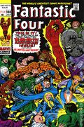 Fantastic Four Omnibus HC (2005-2021 Marvel) By Stan Lee and Jack Kirby 1st Edition 4B-1ST