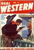 Real Western (1935-1960 Columbia Publications) Pulp Vol. 15 #1