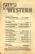 Giant Western (1947-1953 Standard Magazines) Pulp Vol. 1 #3