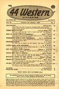 44 Western Magazine (1937-1954 Popular Publications) Pulp Vol. 24 #4