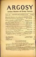 Argosy Part 4: Argosy Weekly (1929-1943 William T. Dewart) Aug 20 1938