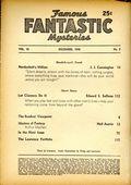 Famous Fantastic Mysteries (1939-1953 Frank A. Munsey/Popular/Altus) Pulp Dec 1948