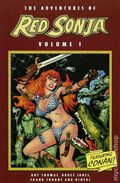 Adventures of Red Sonja TPB (2005-2007 Dynamite) 1B-1ST