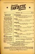Famous Fantastic Mysteries (1939-1953 Frank A. Munsey/Popular/Altus) Pulp Feb 1940