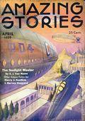 Amazing Stories (1926-Present Experimenter) Pulp Vol. 10 #1