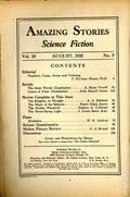 Amazing Stories (1926-Present Experimenter) Pulp Vol. 10 #5