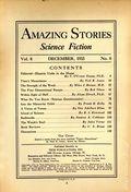 Amazing Stories (1926-Present Experimenter) Pulp Vol. 8 #8