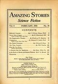 Amazing Stories (1926-Present Experimenter) Pulp Vol. 8 #10