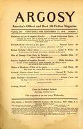Argosy Part 4: Argosy Weekly (1929-1943 William T. Dewart) Dec 23 1939