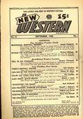 New Western Magazine (1940-1954 Popular Publications) Pulp 2nd Series Vol. 12 #2