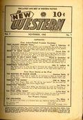New Western Magazine (1940-1954 Popular Publications) Pulp 2nd Series Vol. 7 #1
