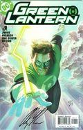 Green Lantern (2005 3rd Series) 1B.DF.SIGNED.B