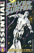 Essential Silver Surfer TPB (1998-Present Marvel) 1st Edition 1-REP