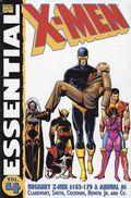 Essential X-Men TPB (1997-2013 Marvel) 1st Edition 4-1ST