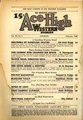 Ace-High Western Stories (1940-1951 Fictioneers) Vol. 11 #1