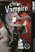 Chibi Vampire GN (2006-2009 Tokyopop Digest) 11-1ST