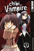 Chibi Vampire GN (2006-2009 Tokyopop Digest) 9-1ST