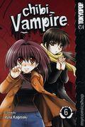 Chibi Vampire GN (2006-2009 Tokyopop Digest) 6-1ST