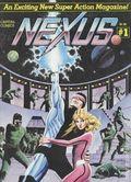 Nexus (1981 Magazine) 1A
