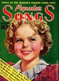 Popular Songs (1935 Dell Publishing) Magazine Vol. 2 #7