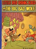 Little Red Riding Hood and the Big Bad Wolf TPB (1934 David McKay Publishing) 1-1ST