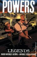 Powers TPB (2000-2012 Image/Icon) 1st Edition 8-1ST
