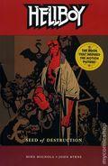 Hellboy TPB (2003-2012 Dark Horse) Red Stripe Edition 1-1ST