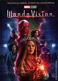 Marvel Studios WandaVision HC (2021 Titan Comics) The Official Marvel Studios Collector Special 1-1ST